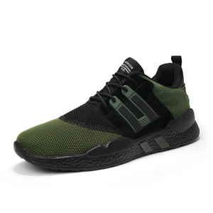 Image 1 - 2020 Hot Sell Mens Running Shoes Professional Outdoor Breathable Comfortable Fitness Shock absorption Trainer Sport Gym Sneaker