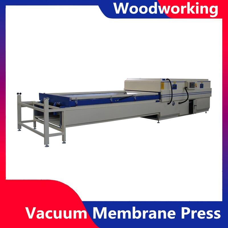 Semi-Auto Pvc Door Vacuum Press Machine Membrane For Vacuum Press Cnc Router Laser Engraver  Cnc Router Laser Engraver