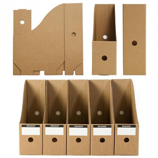Business Office Furniture File Shelf Files Holder Rack