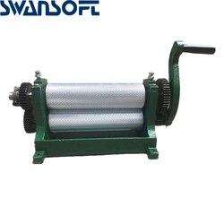 SWANSOFT gniazdo podstawa kalendarz wosk pszczeli gniazdo podstawa produkcji narzędzia ręczne odlewane podstawa ze stali roller ze stali nierdzewnej|Zestawy elektronarzędzi|   -
