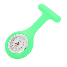 Pocket Watches Silicone 30 with Free-Battery Nurse Tunic Tunic