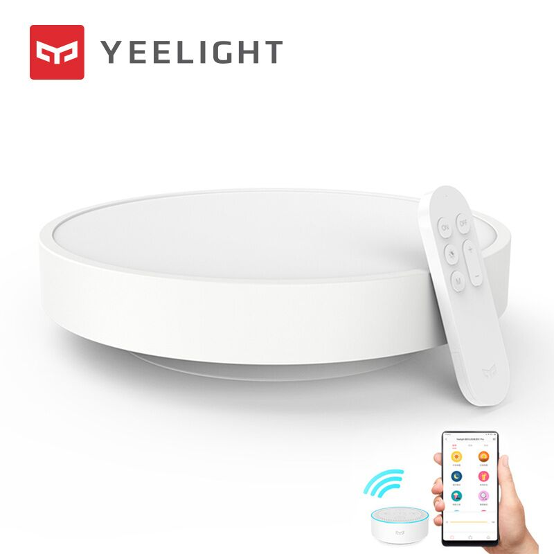 Yeelight Smart LED Ceiling Light Modern Lamp Dustproof Indoor Lighting Plafonnier Led APP Voice Control Bluetooth Controller 28W