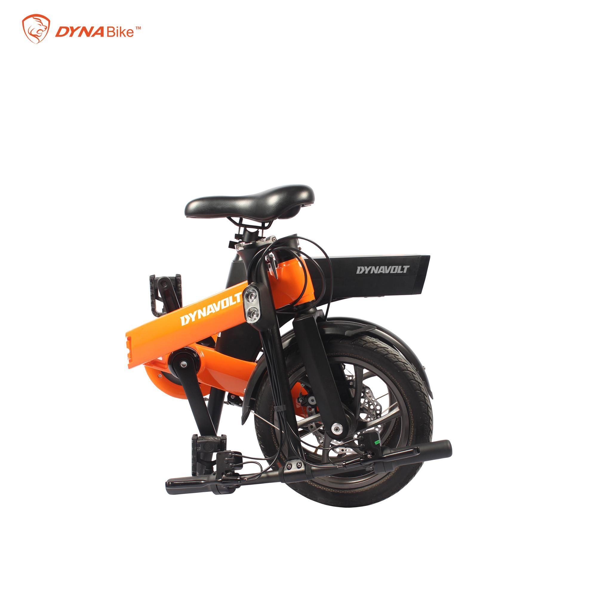 D6 folding bikeChina factory 12inch new design foldable electric bike 3