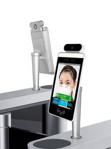 Tablet Temperature-Measurement Face-Recognition Attendance-Machine for Imaging Scanning