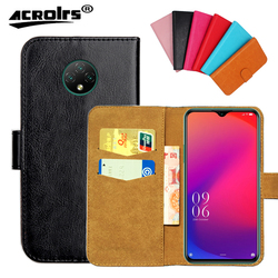 На Алиэкспресс купить чехол для смартфона doogee x95 case 6 colors flip slots leather wallet cases for doogee x95 cover slots phone bag credit card