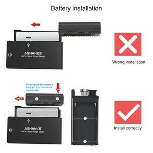 Image 2 - ASHANKS Bluetooth פחמן מצלמה שקופיות בצע פוקוס ממונע חשמלי בקרת עיכוב מחוון מסילה Timelapse צילום