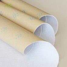 Самоклеящаяся подкладка из хлопка 200/300/400 г 50 Х100 см