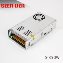 High quality 12 volt 30 amp ac to dc smps / 350w led transformer power supply 12 v slim smps circuit