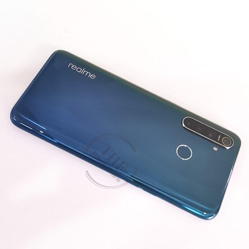 Realme Q 6.3 ''plein écran R 5 pro Snapdragon 712AIE Octa Core étanche Super VOOC 2340 × 1080 5 caméras 48MP visage + empreinte digitale ID - 3