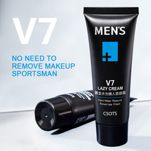 Men Refreshing Lazy primer Nourishing Tone Up Cream Lazy Concealer Brighten maquiagem makeupp maquillaje make up Skin Tone TSLM1