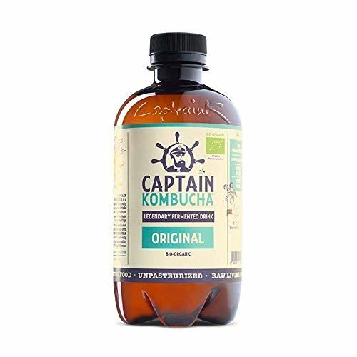Captain Kombucha - Original - 400 Mililiter