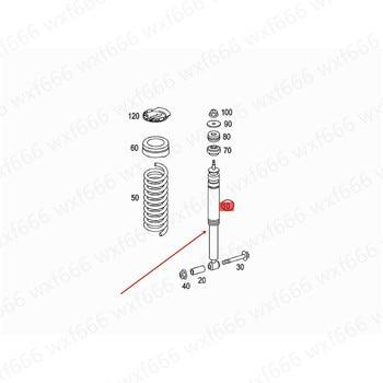 Car Rear pillar Rear shock absorber Suitable for SLK 280 mer ced es-be nzSLK 200 SLK 300 SLK 350 2006-2010 Rear shock absorber