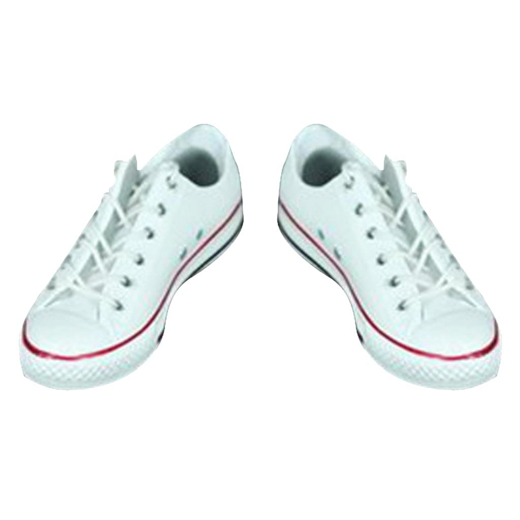 1/6 hommes décontracté chaussures en toile baskets pour 12 ''Phicen Kumik jouets chauds poupées sport et loisirs toile Action Figure chaussures