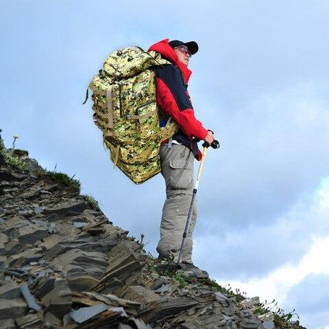 mochila acampamento caminhadas militar molle camo impermeavel repelente saco tatico ajustavel