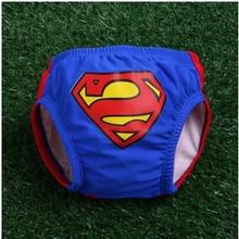 Baby Swimsuit Diaper Newborn Boy Car Cartoon