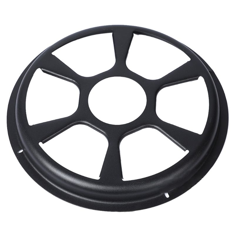 """2PCS 8/10/12"""" Round Speaker Protective Mesh Net Cover Subwoofer Grille Circle Speaker Accessories     - title="""
