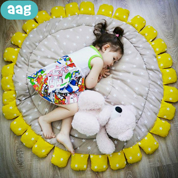 AAG Modern Nordic Child Rug Play Mat Toys for Kids Crawling Mats Baby Gym Game Mat Baby Carpet Child Floor Playmat Room Decor