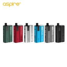 Vaper – Kit de dosettes Aspire Nautilus Prime 100% d'origine, avec batterie 60W 2000mah, écran OLED 3.4ml 0.69, VV VW By Pass, type-c 2A