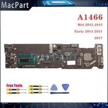 A1466 Motherboard 820-3209-A 820-3437-A/B 820-00165-A para MacBook Air 13
