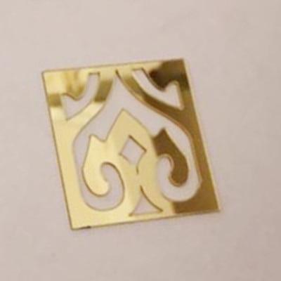 E Gold Waist line