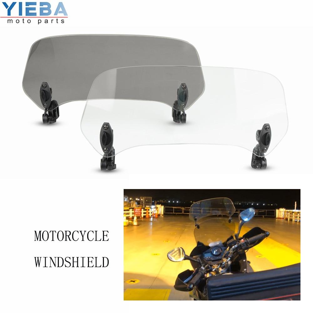 Купить регулируемый расширитель ветрового стекла для мотоциклов honda