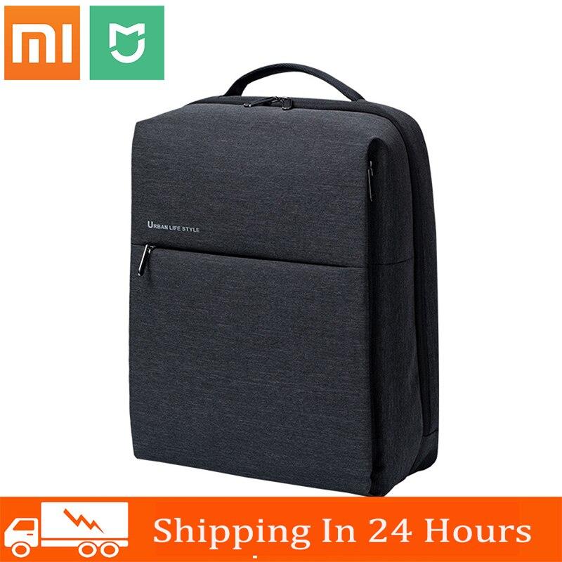 Original XiaomI Mi Backpack 2 Urban Life Style Shoulders Bag Rucksack Daypack School Bag Duffel Bag Fits 14 Inch Laptop Portable