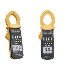 HIOKI 3283 Clamp On Leak Hitester 1mA to 200A AC Leakage Current Clamp Meter with 10 µA Resolution to Analyze Distorted Waveform etcr040 high accuracy ac leakage current clamp meter with leakage current tester