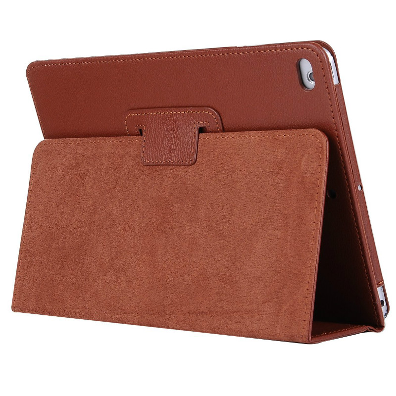 Case Cover for iPad 9.7 2017 2018 5/6th Generation Auto Sleep Wake Up PU Leather for iPad case Air 1/2 Full Body Protective Case title=