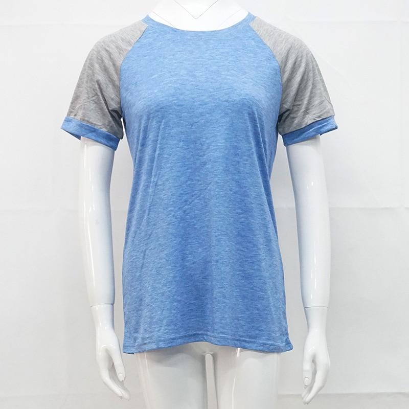 short sleeve tshirt women (6)