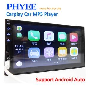 2 Din Apple Carplay Car Radio