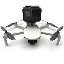 Mở Rộng Adapter Giá Đỡ Với 1/4 Ren Vít Cho DJI Mavic Mini Drone 360 Panorama Camera Cho GoPro 8 Món Phụ Kiện