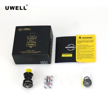 Uwell – réservoir Whirl II Original de 3.5ml, réservoir 0,6ohm DTL 1,8ohm MTL, sous-ohm de Cigarette électronique pour vaporisateur MOD Box
