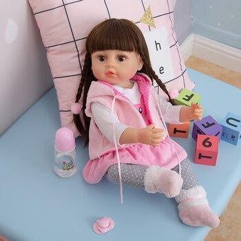 Кукла-младенец KEIUMI 22D104-C481-H01 4