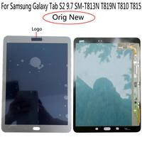 Shyueda Original For Samsung Galaxy Tab S2 9.7 SM T813N T819N T819 T810 T815 Super AMOLED LCD Display Touch Screen Digitizer