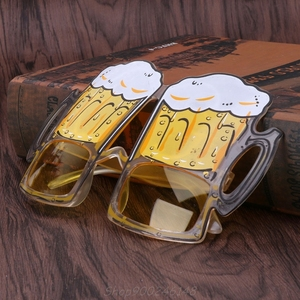 Funny Hawaii Novelty Beer Sunglasses Glasses Fancy Dress Party Christmas Decor Night Stag Party Favors Carnival Jy16 20 Dropship
