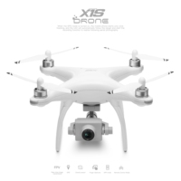 Wltoys-Dron teledirigido con cámara 4K, Control remoto HD, wifi, 1080P, 5G, FPV, X1s, cuadricóptero profesional, fotografía, juguetes, regalos