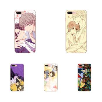 Junjou Romantica Tv Series Jp Anime For Samsung Galaxy Note 8 9 10 Pro S4 S5 S6 S7 S8 S9 S10 S11 S11E S20 Edge Plus Ultra image
