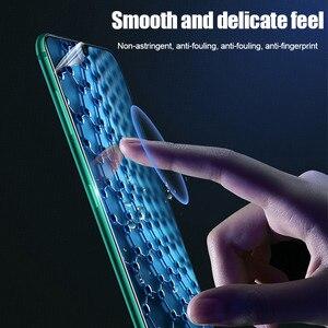 Image 4 - Película de hidrogel de cobertura completa curvada 25D para iPhone XR XS X XS 11 Pro Max, Protector de pantalla suave para iPhone 11 7 8 6s Plus, película de vidrio
