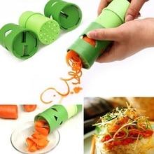 Vegetable Twister Cutter Cucumber Slicer Kitchen Tools Gadgets Flower Maker