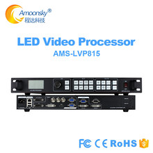 Free technical support led video processor multi-function lvp815 controller for led screen support Colorlight S2