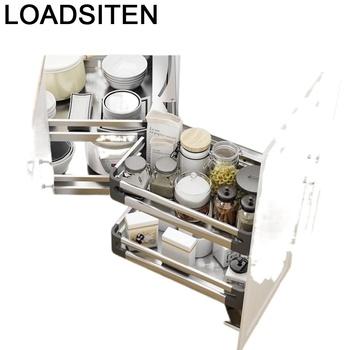 Mutfak Malzemeleri Keuken szuflada na Cestas Para Colgar En La Ducha Organizer ze stali nierdzewnej Cocina szafka kuchenna kosz tanie i dobre opinie LOADSITEN CN (pochodzenie) Metal