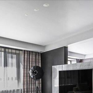 Image 5 - [Dbf] Geen Flickering Hoek Verstelbare Led Cob Verzonken Downlight 7W 12W 15W Ronde/Vierkante led Plafond Spot Light Pic Achtergrond