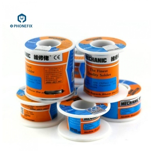 Mechanic Solder Wire High Purity Solder Tin Wire for Cell Phone Motherboard Repair Mechanic Rosin Core Solder Welding Tools