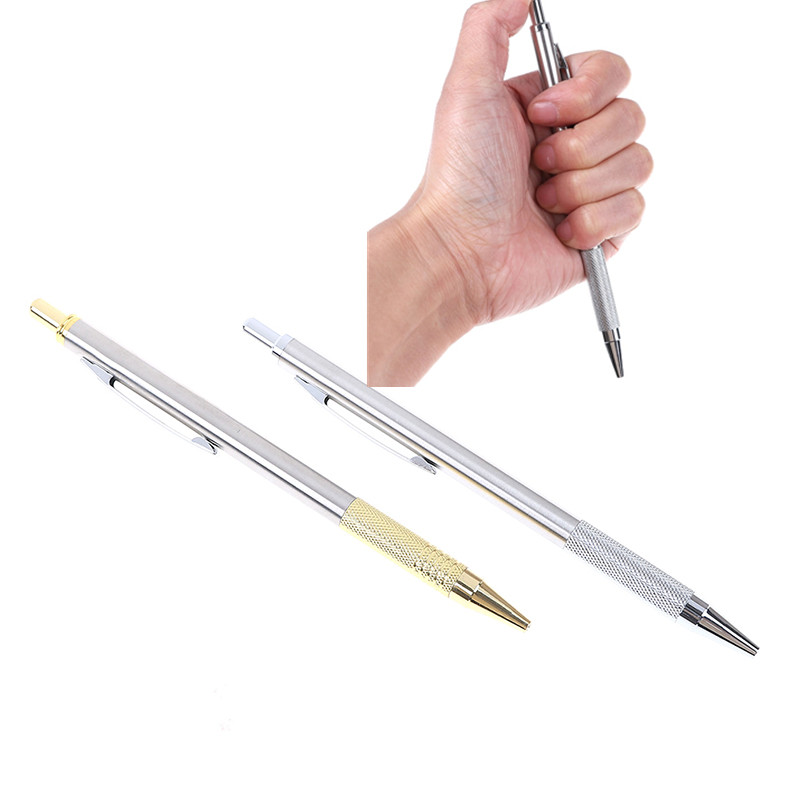 Diamond Glass Cutter Cutting Tool Carbide Scriber Hard Metal Tile Lettering Pen Engraver Glass Knife Scriber Cutting Machine