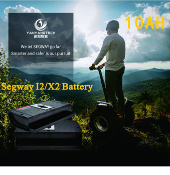 Segway Battery Replacement 74V 10Ah I2 X2 PT Ternary Lithium Battery Pack SGW Battery Diagnostic Instrument and Charger