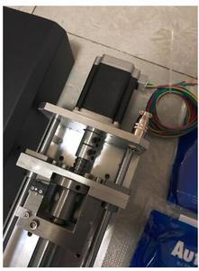 Image 4 - 200mm Reise 2150 mm/min CNC Plasma Schneiden Heber Z achse nema 23 stepper motor + Anti Kollision Clamp + 2 stücke Proximity Schalter