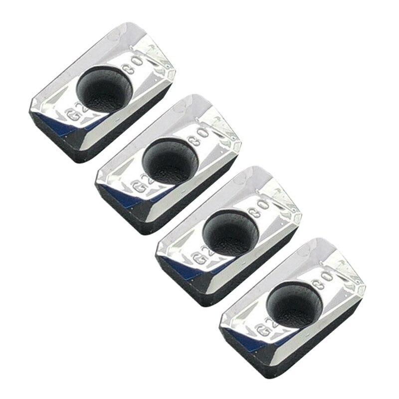 10pcs Carbide Milling Insert Aluminum Alloy APKT1135PDFR-MA H01 APMT1135 Replace