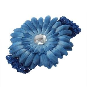 1 Piece Baby Girl Headband Daisy Spring Flower Hair Clip Hair Accessories for Girls Headwear Flower Barrette Hair Ties Gift