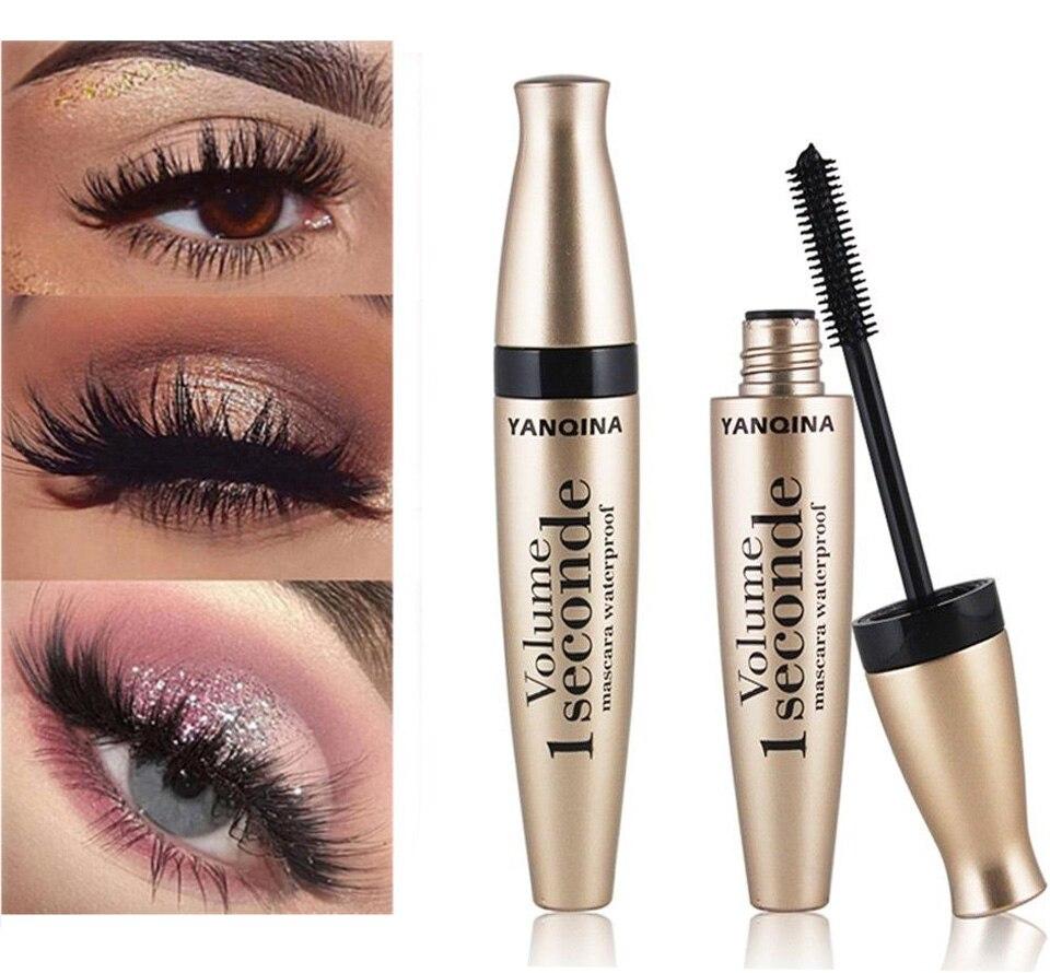 3D silk mascara natural eyelash curling long enlarge waterproof mascara eyelash makeup