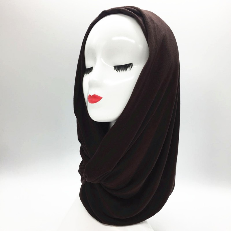 women's Cotton   scarf   fashion lady   Wraps   square   scarves   soft shawls pashmina solid color Head   Scarves     Wraps